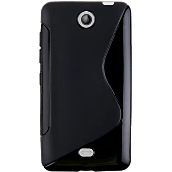 Wellmart Grip Back Cover For Nokia Asha 230