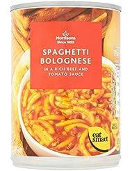 Morrisons Spaghetti Bolognese, 395g