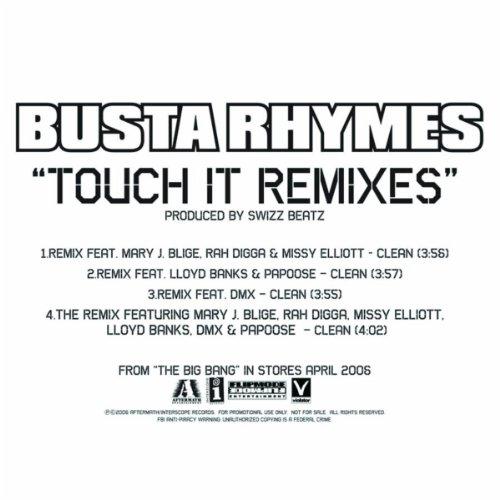 Touch It [Clean] (Remix/Featur...