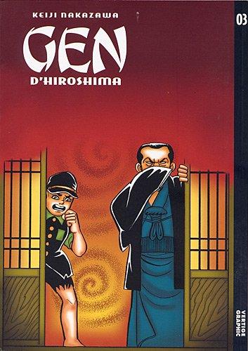 Gen d'Hiroshima Vol.3 par NAKAZAWA Keiji