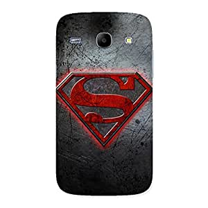 Gorgeous Day Zone Multicolor Back Case Cover for Galaxy Core