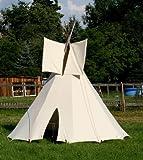 Ø 2,50m Kinder Tipi Indianertipi Indianerzelt Wigwam Zelt Spielzelt Spielhaus Gartenhaus pool