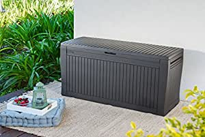 auflagenbox kissenbox koll living 270 liter farbe. Black Bedroom Furniture Sets. Home Design Ideas