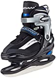 Nijdam Kinder Eishockeyschlittschuhe Iceskater Icehockey Schlittschuhe größenverstellbar