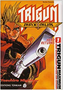 Trigun Maximum Edition simple Tome 1