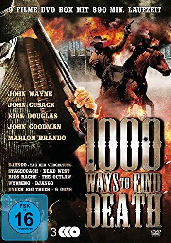 1000 Ways to find Death [3 DVDs]