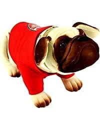 Arsenal FC Official - Perro de cabeza tambaleante con escudo del equipo