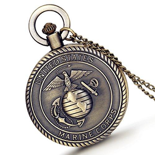 lancardo-vintage-usmc-united-states-marine-corps-badge-logo-military-time-24-hours-fob-pocket-watch-