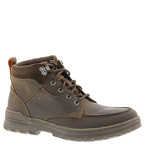 Clarks Ryerson Dale Boot Brown Nubuck