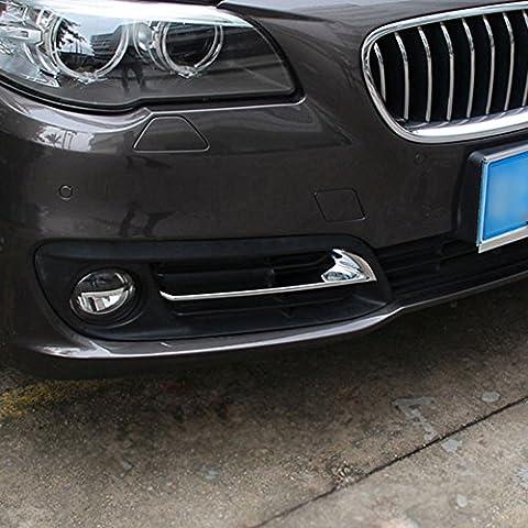 Für BMW 5Serie F10F11520525528530201420152016Auto Styling Front Nebel Licht Lampe Cover