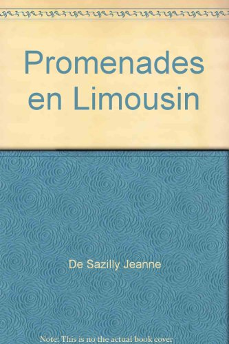 Promenades en Limousin