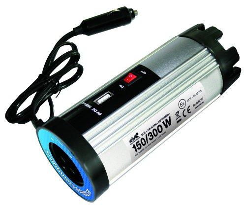 Preisvergleich Produktbild Alpin 82181 Spannungswandler 12V/230V 150W/300W, Anzahl 11