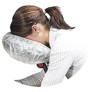 Hygieneüberzug Hygiene Bezug Liegen-Kopfstütze Inkontinenz Spannbezug, 100 Stk.