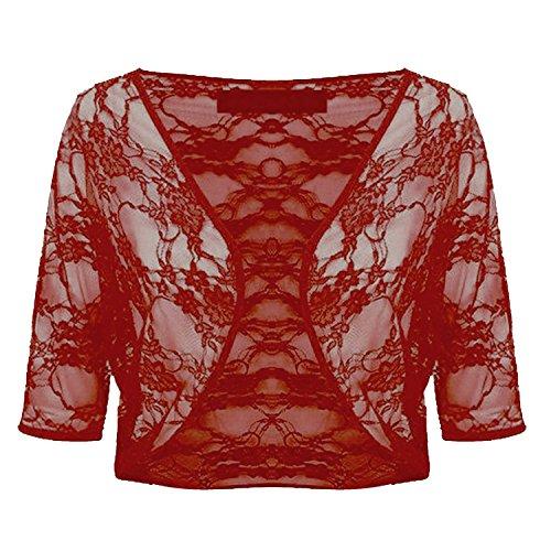 mix_lot -  Vestito  - Camicia  - Maniche a 3/4 - Donna Wein