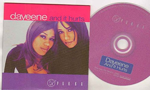 DAYEENE - AND IT HURTS - CD single - CD (not vinyl)