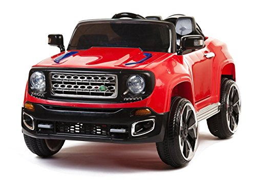 2-Seat-Off-Road-Ride-On-Car-Red-Complete-With-Superb-Features-Real-Working-Suspension-And-Headlights-High-And-Low-Speed