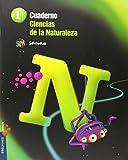 Cuaderno Ciencias de la Naturaleza 1º Primaria (Superpixépolis) - 9788426393012