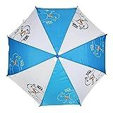 FENDO UMBRELLAS 1 Fold Beautiful Print Kids Umbrella