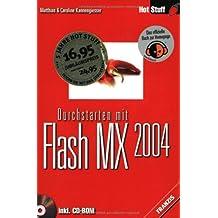 Durchstarten mit Flash MX 2004