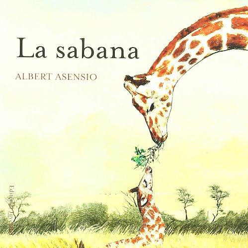 La sabana (DONDE VIVEN LOS ANIMALES)