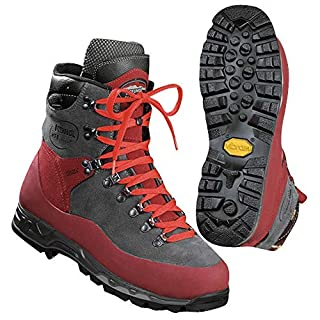 Airstreem 35550147 Airstream Chainsaw Boots (Class 1), Red