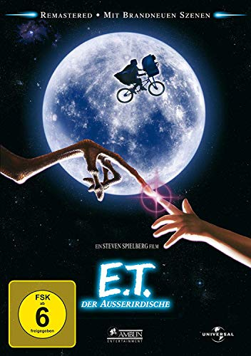 E.T. - Der Außerirdische (Remastered Version) [Special Edition] (2 1982 Halloween)