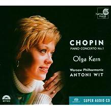 Chopin: Piano Concerto No. 1 [Hybrid SACD]