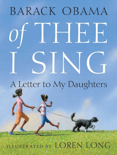Of Thee I Sing: A Letter to My Daughters (English Edition)