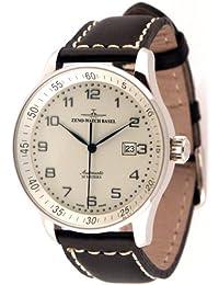 Zeno Watch Basel X-Large P554-f2 - Reloj de caballero automático con correa