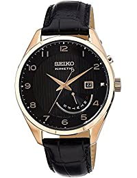 Montre Seiko Neo Classic Srn054p1 Homme Noir
