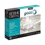 Pébéo - Gédéo Kit Résine Cristal 750 ML - Résine Époxy Transparente Effet...