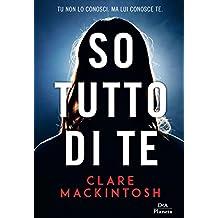 So tutto di te (Italian Edition)