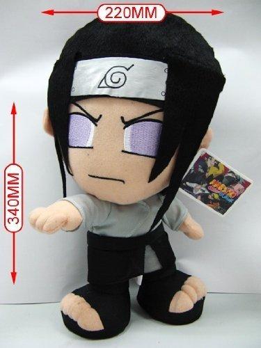 Naruto Peluche Hyuga Neji 30cm