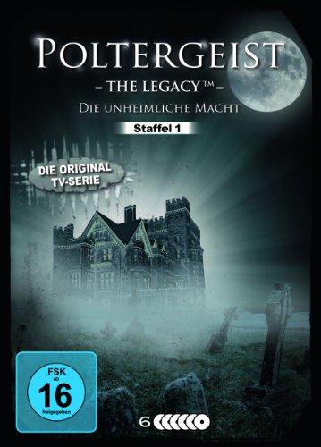 The Legacy: Die unheimliche Macht - Staffel 1 (6 DVDs)