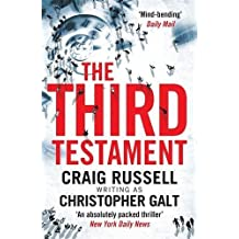 The Third Testament by Christopher Galt (2015-04-23)