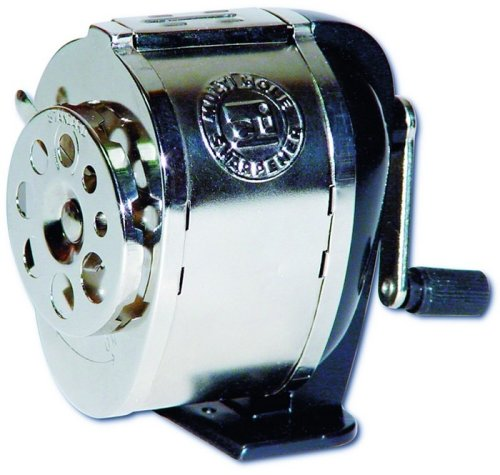Charles Leonard Inc. Pencil Sharpener, Multi Hole,...