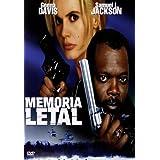 Memoria Letal (Import Dvd) (2011) Geena Davis; Samuel L Jackson; Patrick Malah