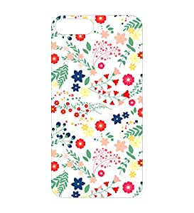 Happoz Apple Iphone 7 Plus Cases Back Cover Mobile Pouches Patterns Floral Flowers Premium Printed Designer Cartoon Girl 3D Funky Shell Hard Plastic Graphic Armour Fancy Slim Graffiti Imported Cute Colurful Stylish Boys Z036