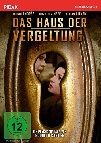 Das Haus der Vergeltung / Packende Mischung aus Psychothriller und Drama (Pidax Film-Klassiker)