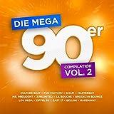 Die Mega 90er Vol. 2 - Die offizielle Compilation zur Tour
