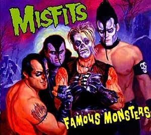 Famous Monsters Ltd Digipack