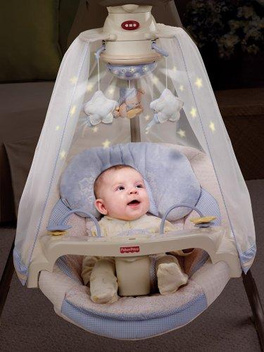 Fisher-Price modelo N9278 hamaca bebe estrella - 4