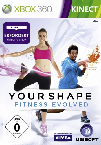Your Shape - Fitness Evolved (Kinect) [Software Pyramide]