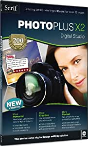PhotoPlus X2 Digital Studio (PC)