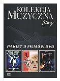 Kolekcja Muzyczna: Michael Jackson - Moonwalker / Kim jest ta dziewczyna / Purpurowy deszcz [BOX] [3DVD] (Deutsche Sprache. Deutsche Untertitel)