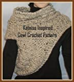 Katniss Inspired Cowl Crochet Pattern (English Edition)