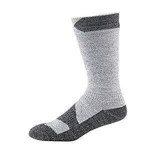 sealskinz waterproof men's walking thin mid socks