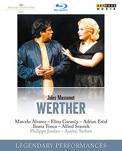 Massenet: Werther (Legendary Performances) [Blu-ray]