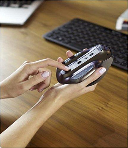 Logitech MX Master kabellose Maus für Windows/Mac mit Verbindungsmöglichkeiten (Bluetooth, Unifying) - 6
