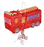 Idena Pinata Feuerwehrauto